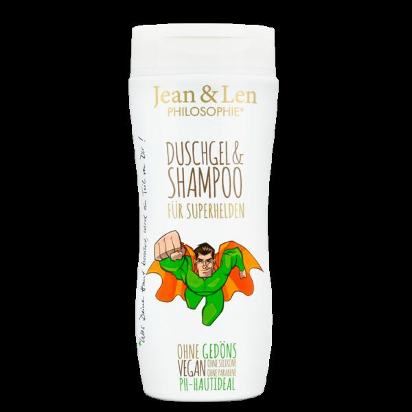 Shower Gel & Shampoo Superheroes