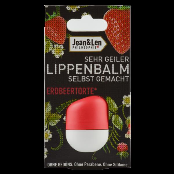 Lippenbalm Erdbeertorte