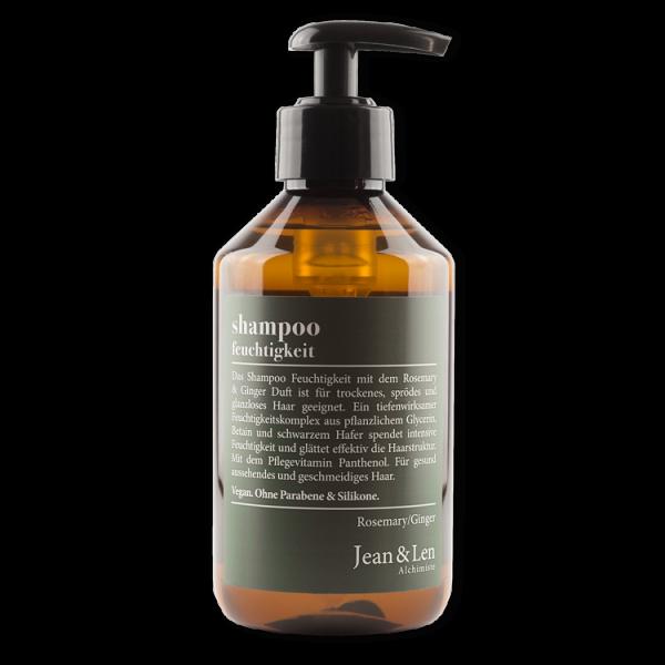 Shampoo Rosemary & Ginger Feuchtigkeit