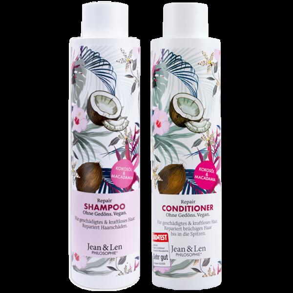 Haarpflegeset Repair Kokosöl & Macadamia
