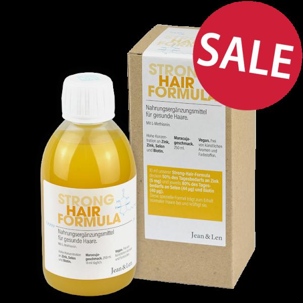 Strong Hair Formula Nahrungsergänzung