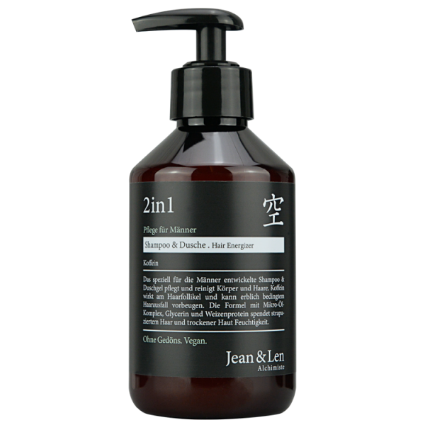 2in1 Shampoo/Dusche