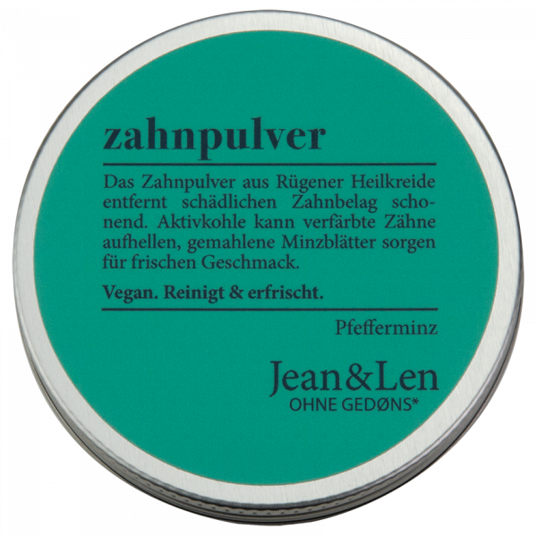 Tooth Powder Peppermint, 25 g