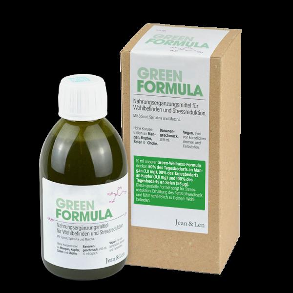 Green Formula Nahrungsergänzung