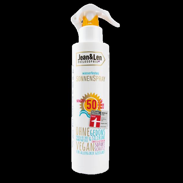 Sonnenspray LSF 50 sensitiv