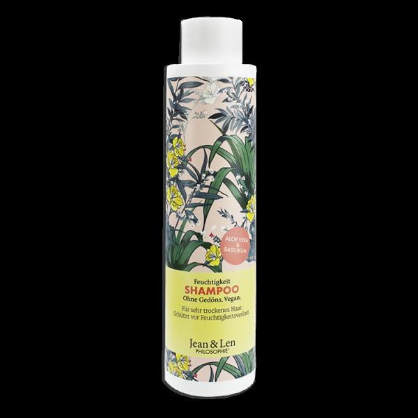 Shampoo Feuchtigkeit Aloe Vera & Basilikum