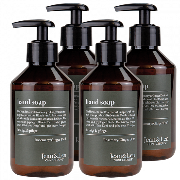 Handseifen Set Rosemary & Ginger