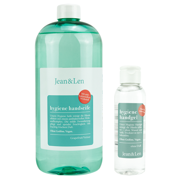 Hygieneset Handgel & Seife