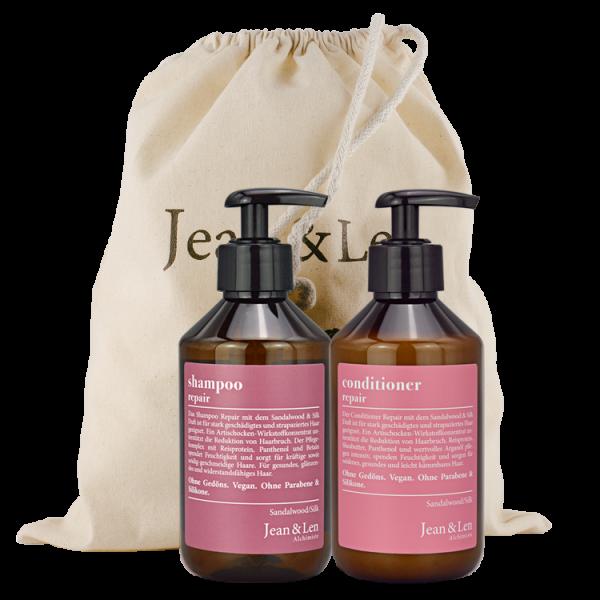 Haarpflege Set Repair Shampoo & Conditioner